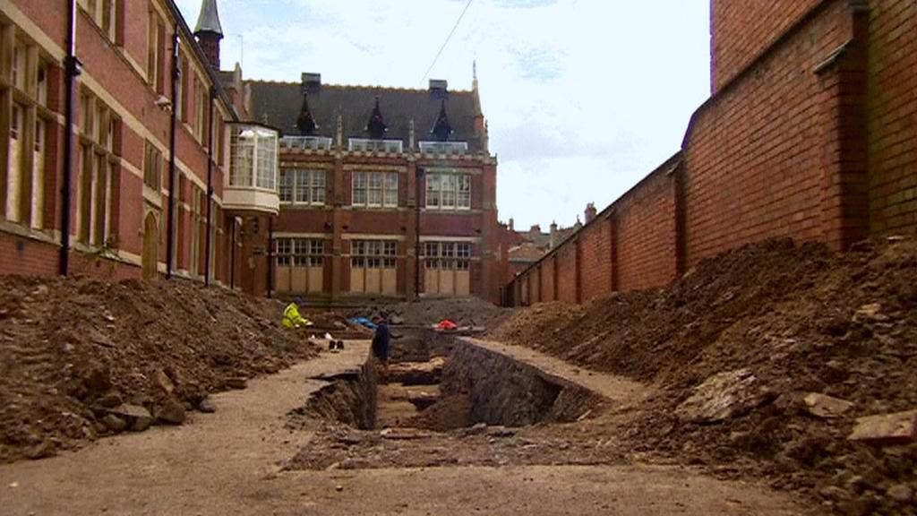 Hledání ostatků Richarda III.