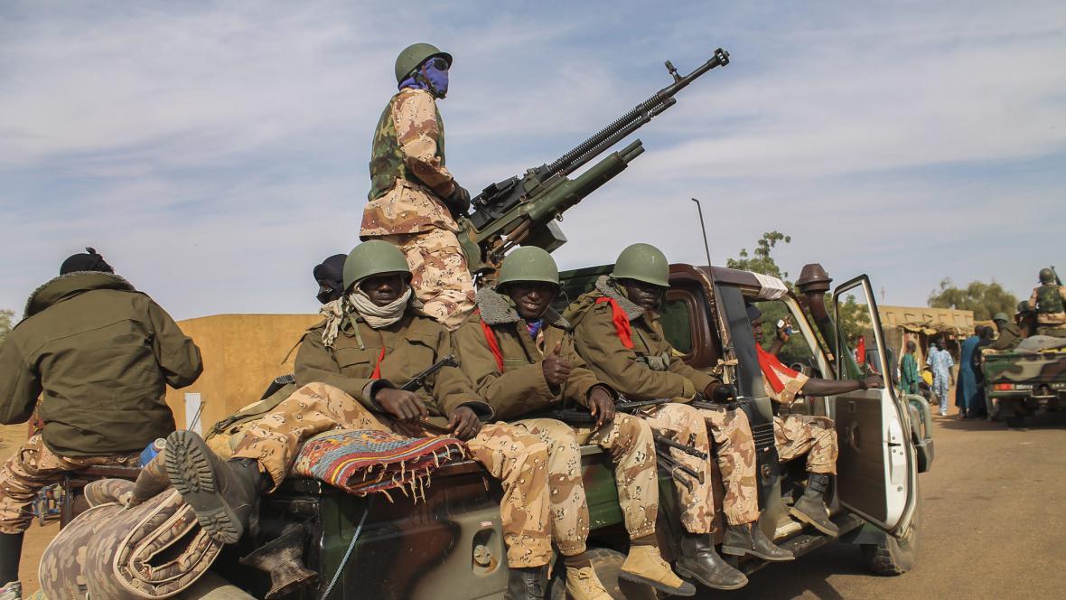 Maliské jednotky
