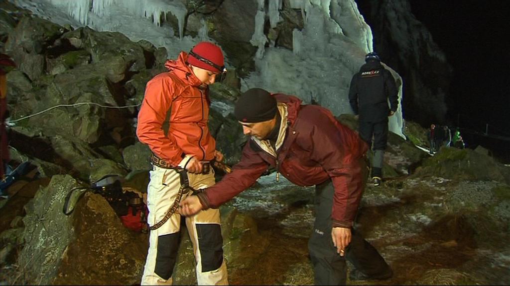 MČR v ledolezení 2013 si nenechalo ujít 28 lezců