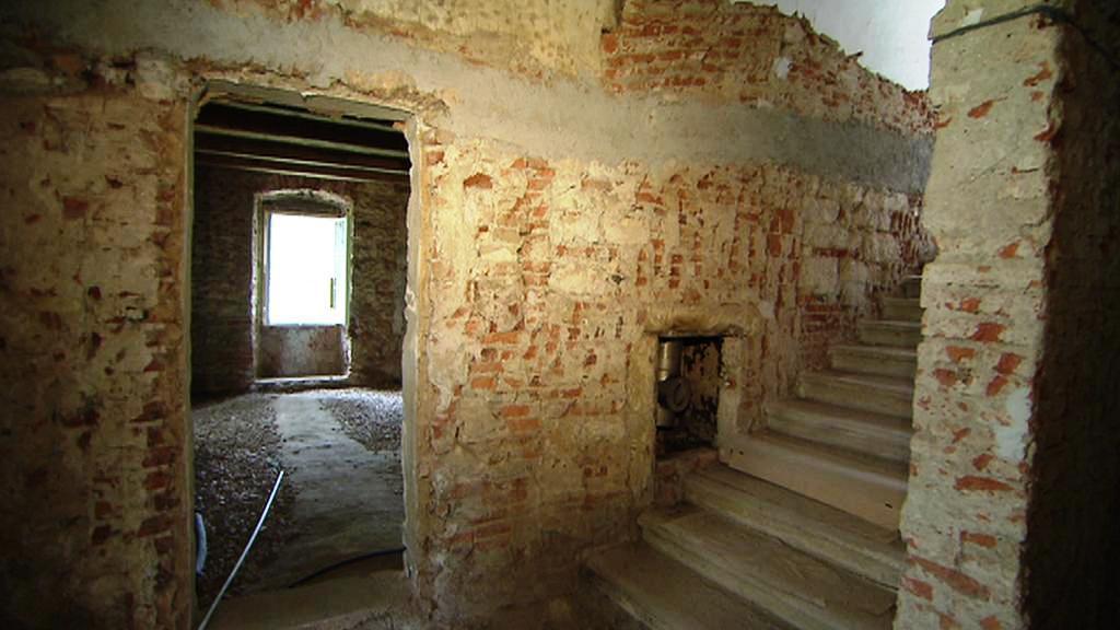 Interiér Werichovy vily