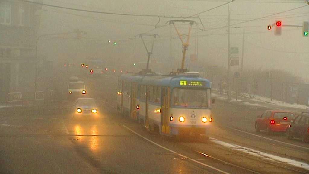 Obyvatele Ostravska trápí smog