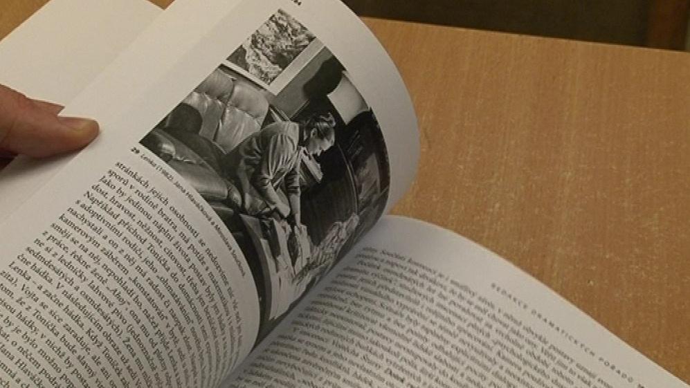 Kniha o historii dramatické tvorby