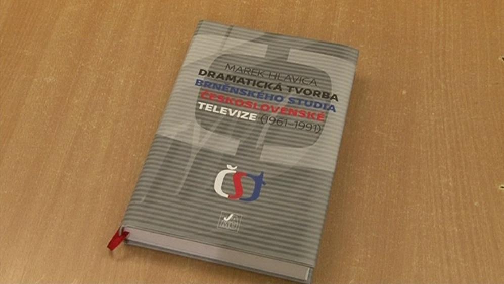 Kniha Dramatická tvorba brněnského studia