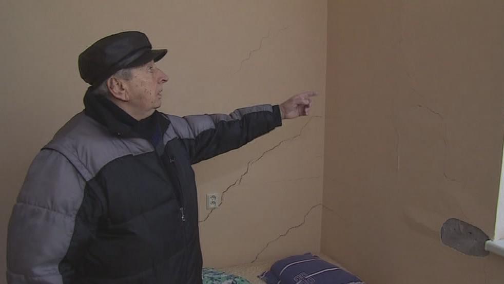 Pavol Prohadský se s žádostí o pomoc obrátil na stavební úřad