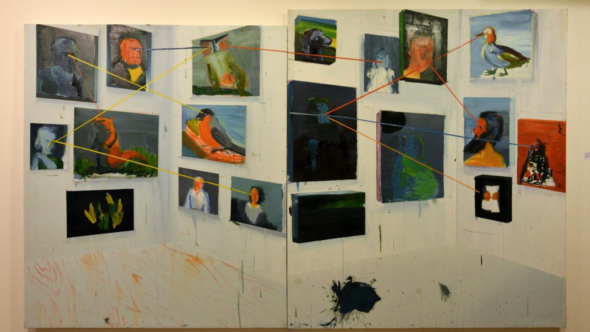Petr Tejkal / Galerie 2, 2011