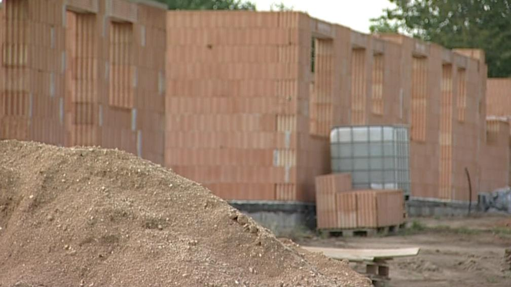 Na domy nemá developer stavební povolení