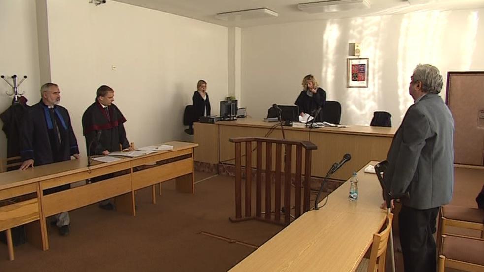 Blanenský okresní soud bývalého účetního Vítězslava Bártu osvobodil
