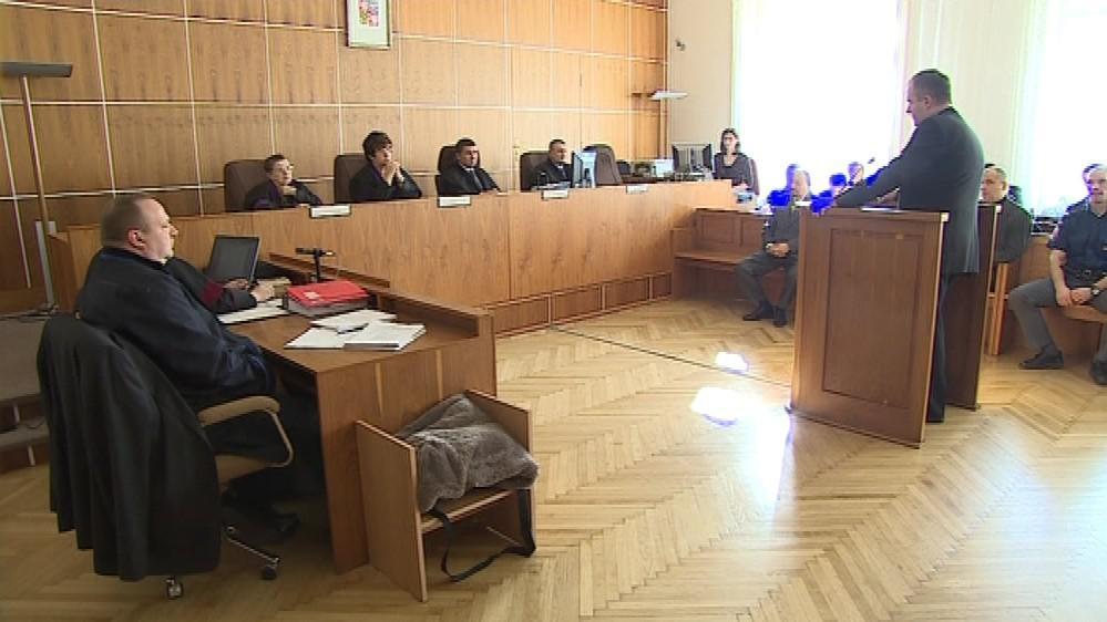 Dříve stíhaný Michek dnes stál před soudem jako svědek