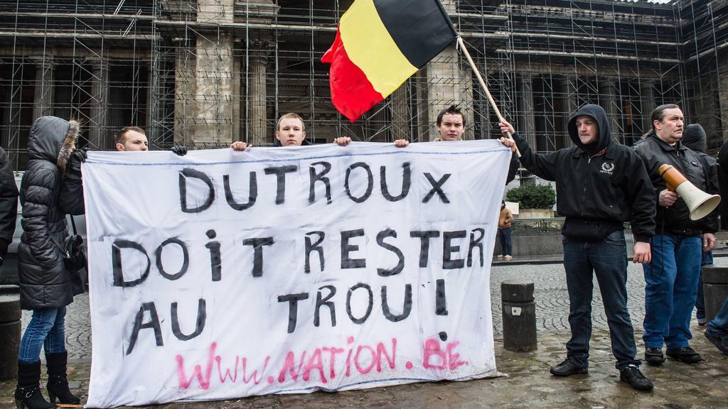 Belgičané chtějí Dutrouxe za mřížemi