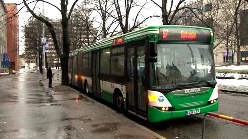 Doprava v Tallinnu