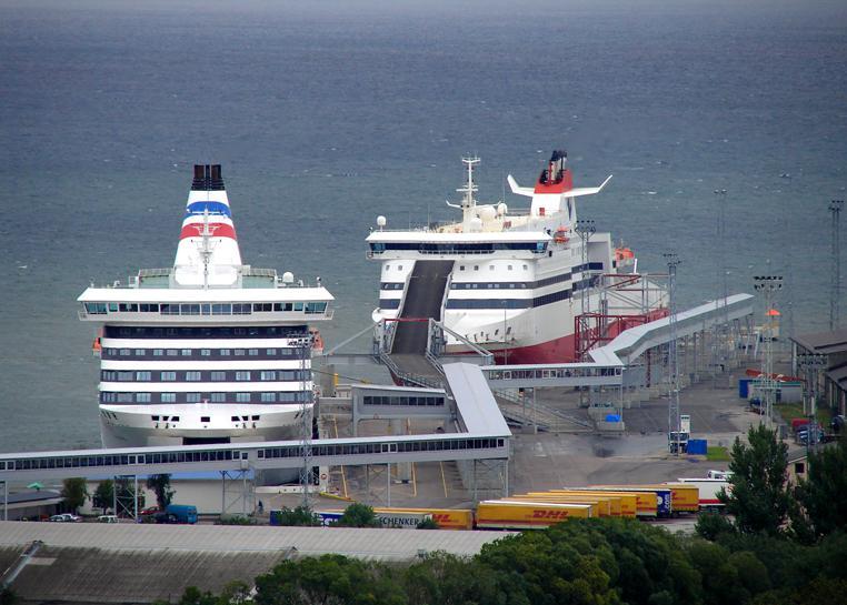 Tallinnský přístav