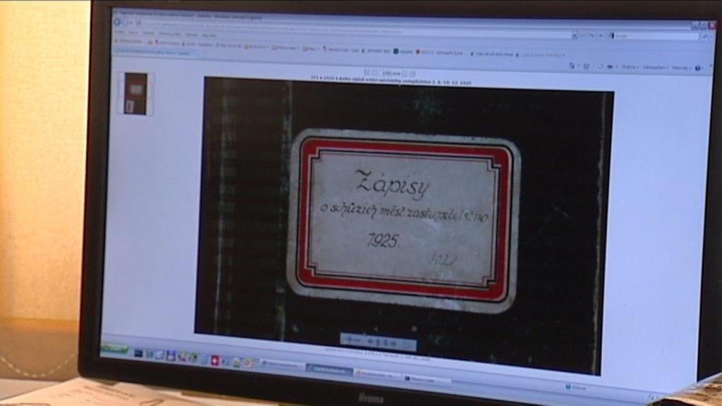 Digitalizace archívu