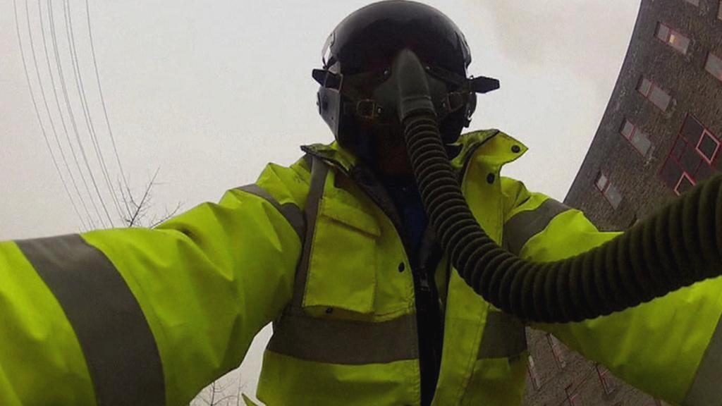 Kolo, které čistí vzduch