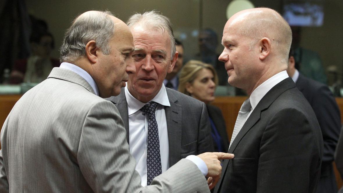 Jednání ministrů zahraničí