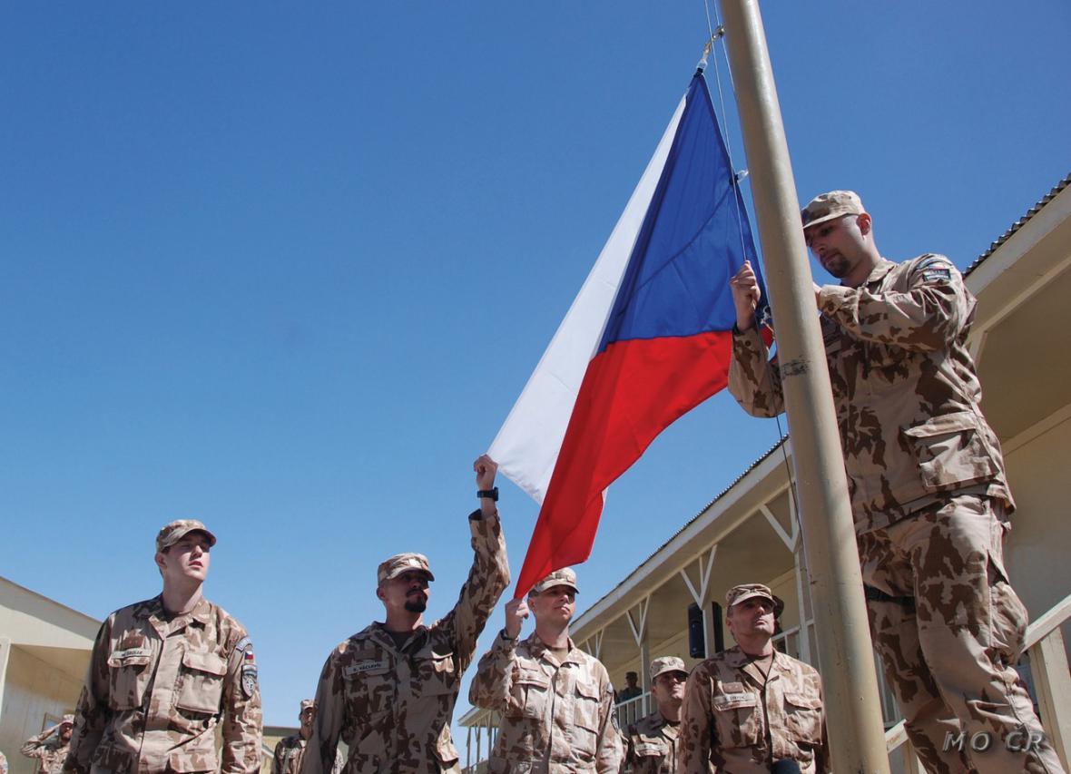 Česká vojenská zahraniční mise