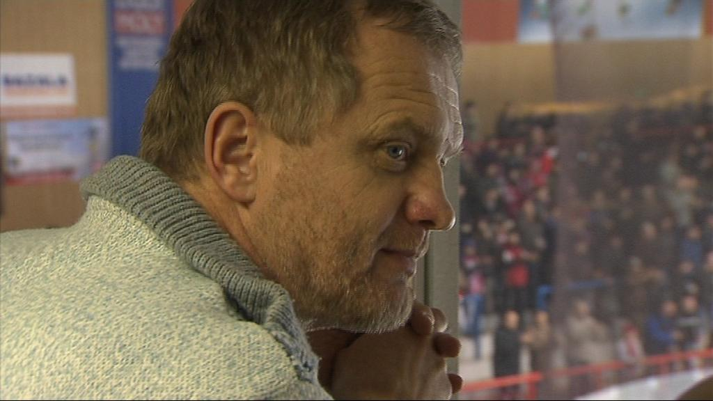 Utkání Třebíče s Pískem sledoval i trenér Komety Zdeněk Venera