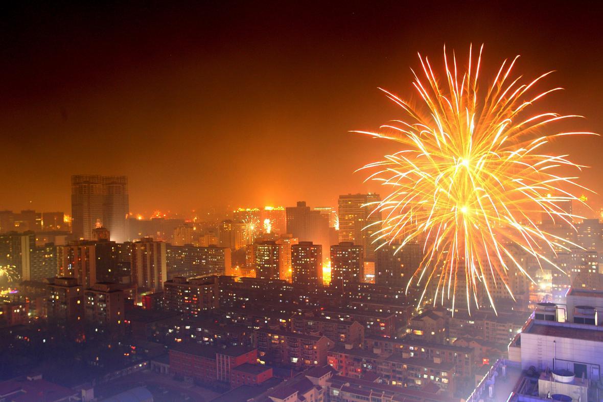 Čína slaví příchod roku zajíce