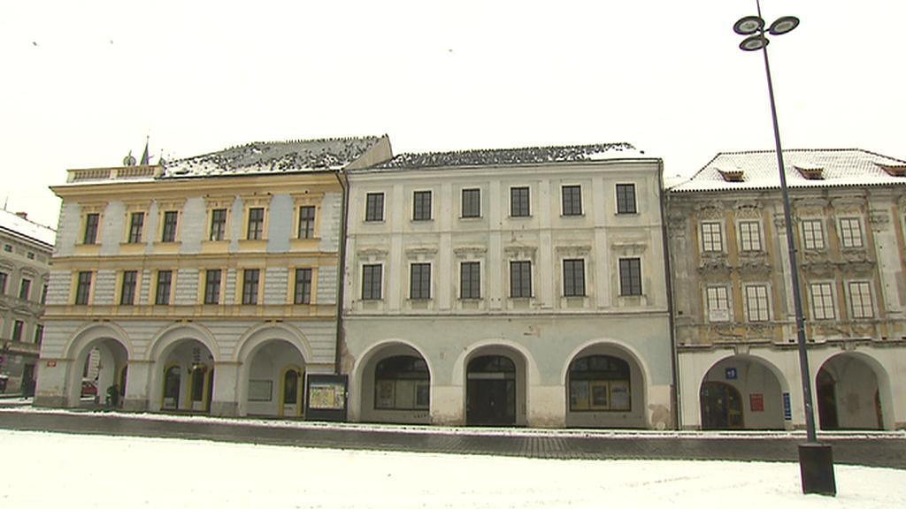 Vizualizace rekonstrukce Veigertovského domu