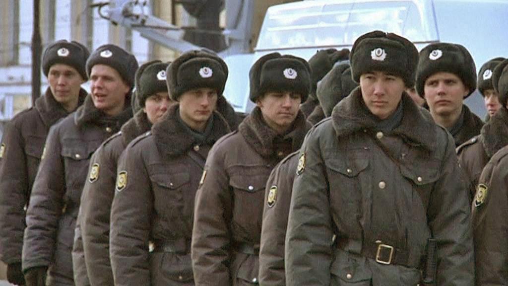 Moskevská policie
