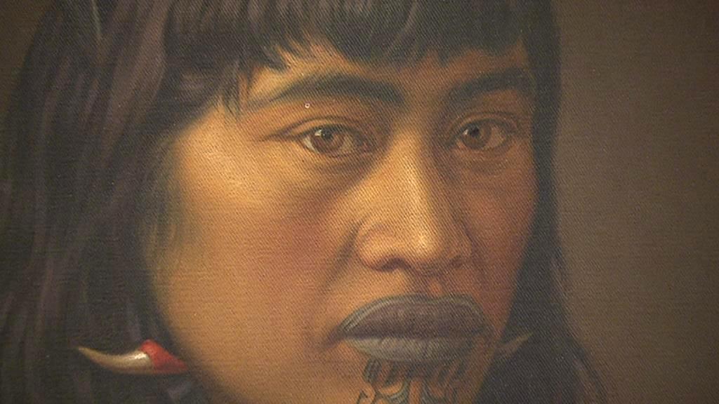 Gottfried Lindauer / Portrét z Nového Zélandu