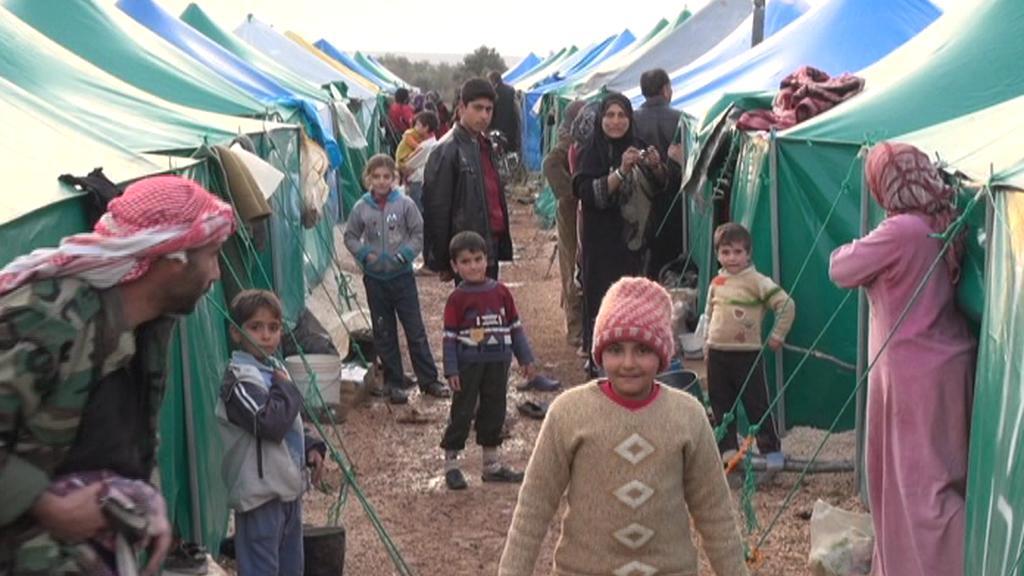 Syrská válka dopadá nejhůř na děti