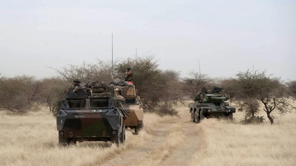 Boje v Mali