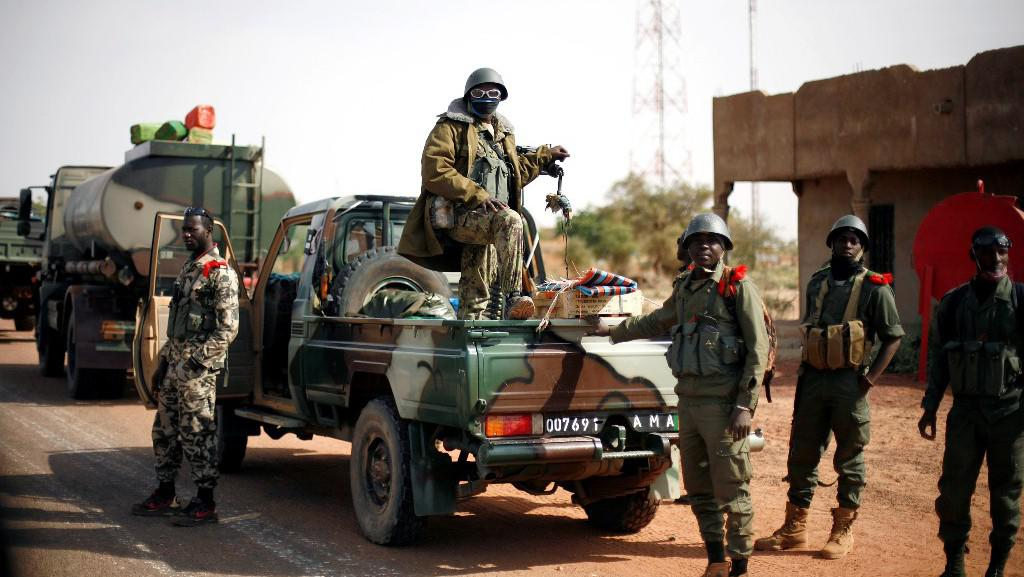 Maliská armáda