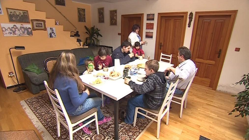 Iva Pavlů s manželem mají celkem šest dětí