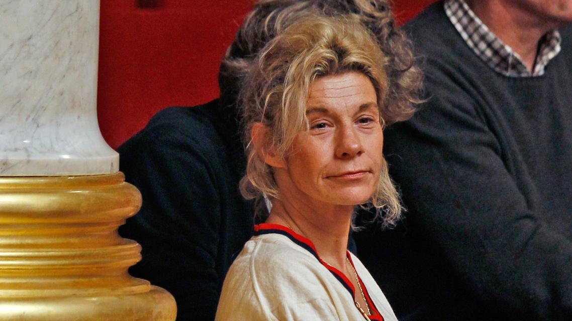 Virginie Telleneová, známá jako Frigide Barjot