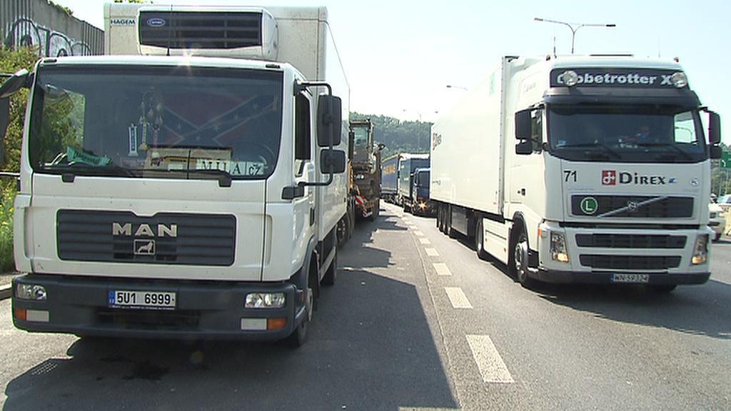Ministerstvo chce pro kamiony zpoplatnit zbytek silnic I. tříd