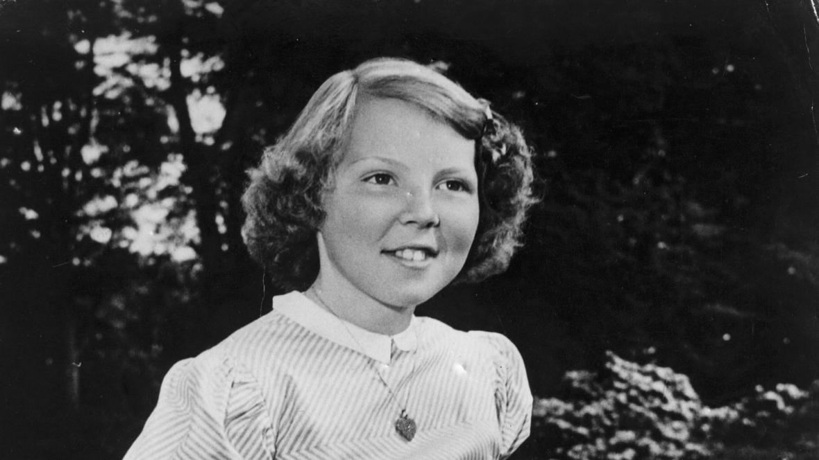 12letá Beatrix