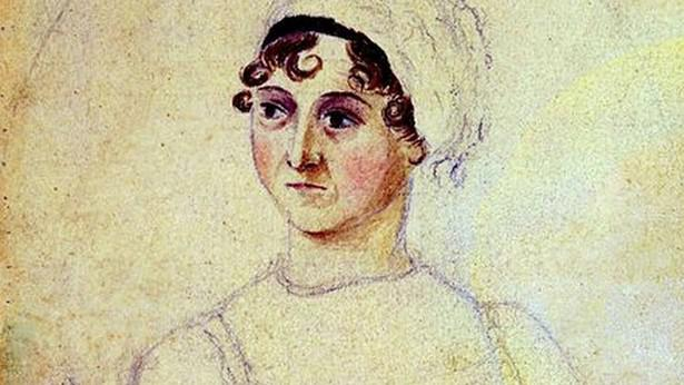 Portrét Jane Azstenové od její sestry Cassandry
