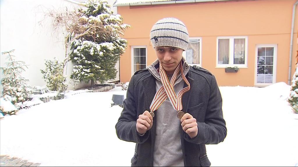 Michal Březina si z evropského šampionátu přivezl bronz