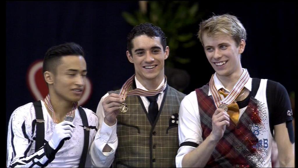 Michal Březina získal bronz skvělou volnou jízdou