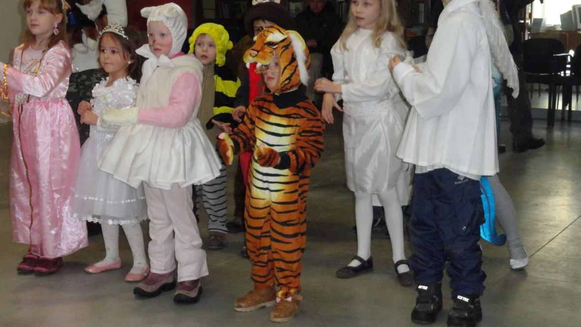 Z karnevalu na Lesné