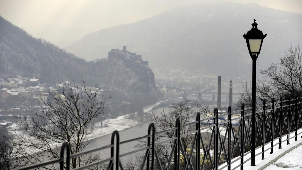 Smog v Ústí nad Labem