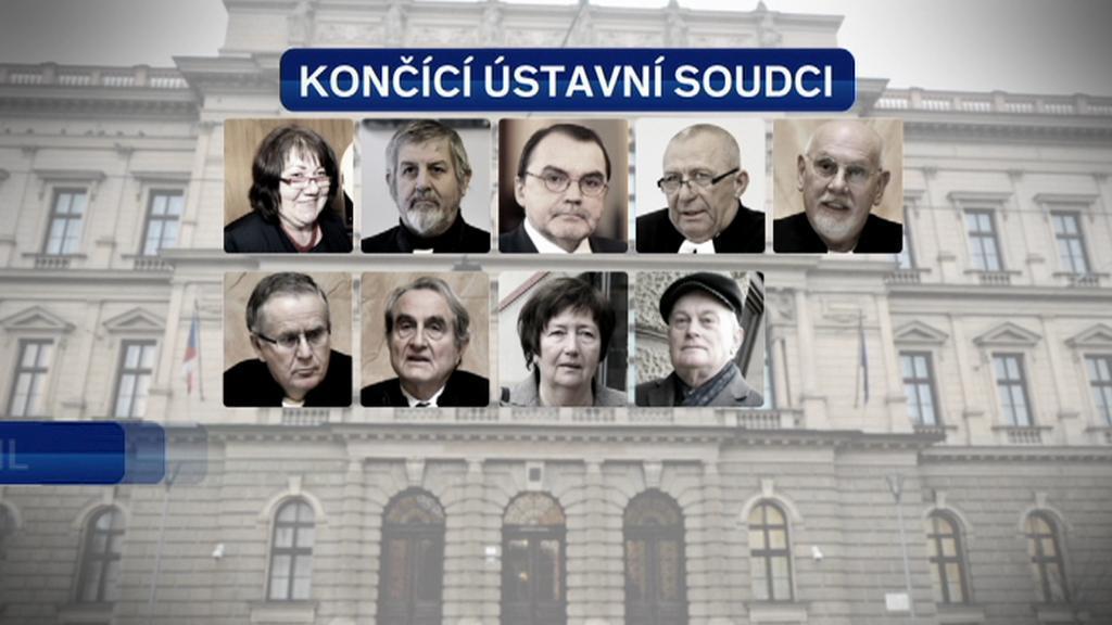 Končící Ústavní soud