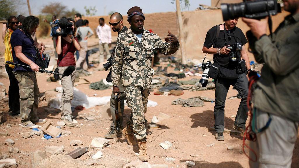 Maliský voják
