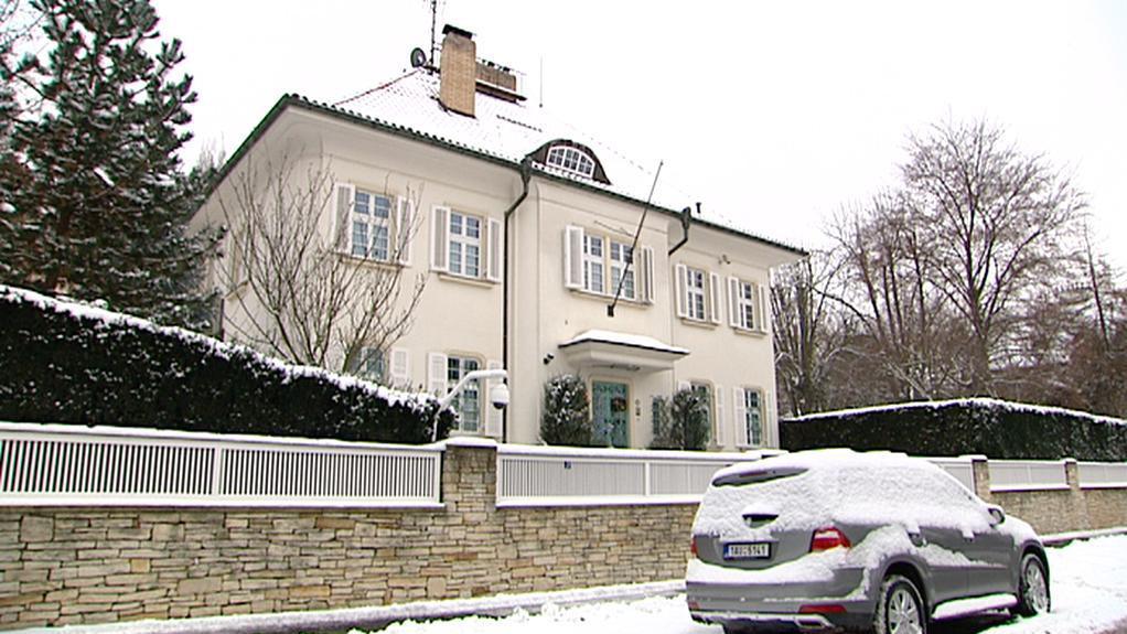 Vila Václava Havla