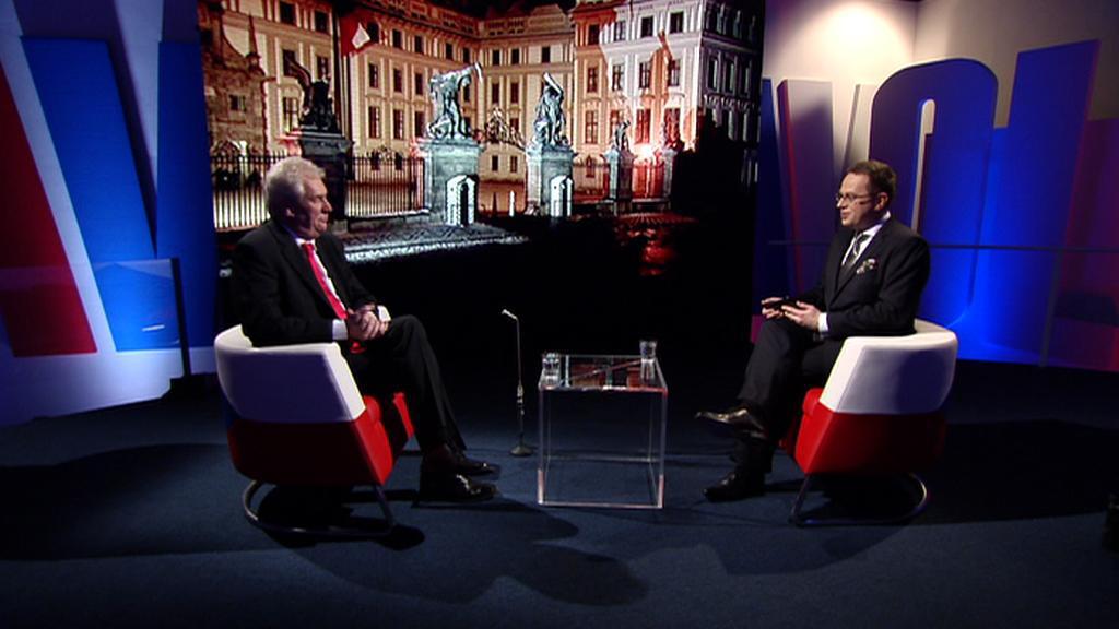 Rozhovor s Milošem Zemanem