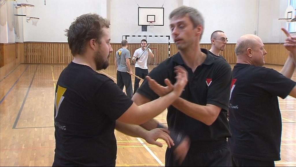 Wing Tsung je styl čínského bojového umění