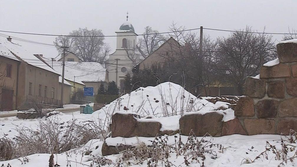 Unín leží nedaleko Tišnova