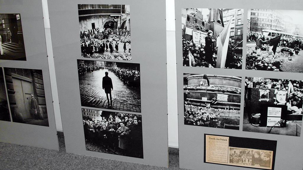 Výstava Antonína Válka v Havířově