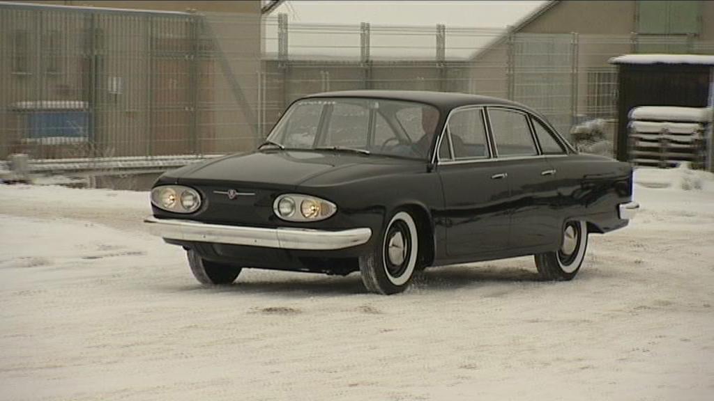 Tatra 603 A