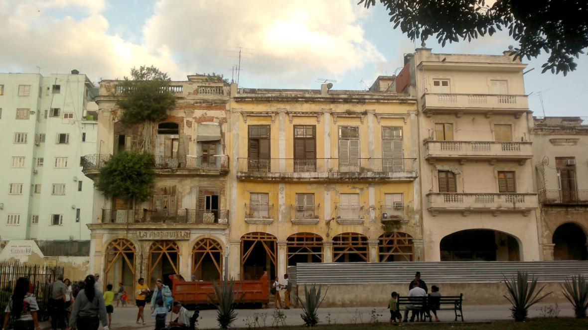 Havana v zajetí přírody