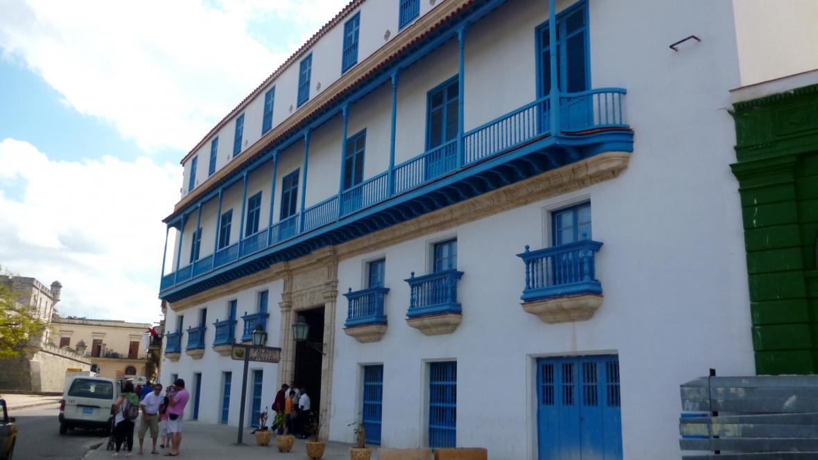 Druhá tvář Kuby - výstavní paláce
