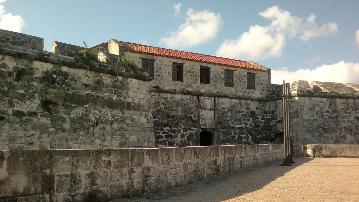 Castillo de la Fuerza Real