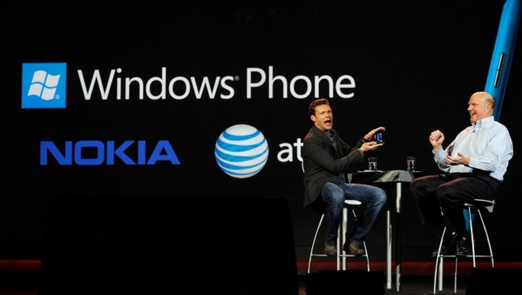 Představení telefonu Lumia