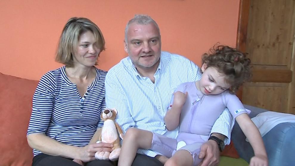 Rozhodnutí lékařů z valašskomeziříčské nemocnice změnilo rodině život