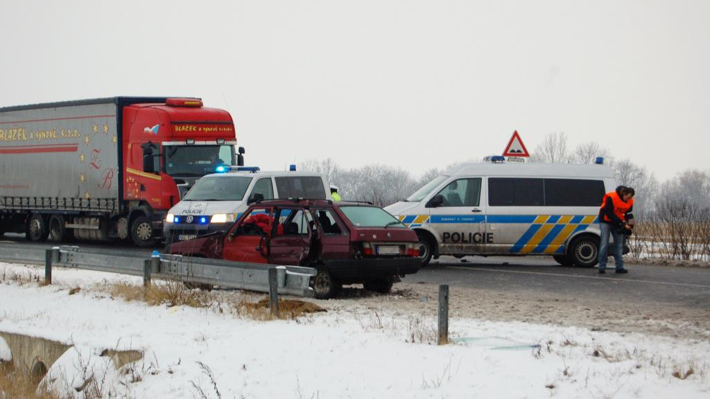 Nehoda u Velvar